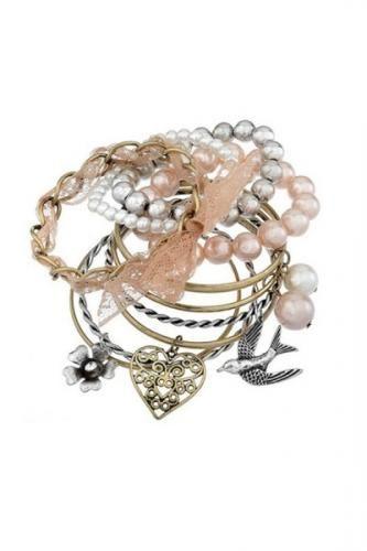 Sweet Bracelet Set