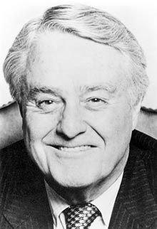Sargent Shriver - the creator of the Peace Corps, the inspiration for Atlas Corps