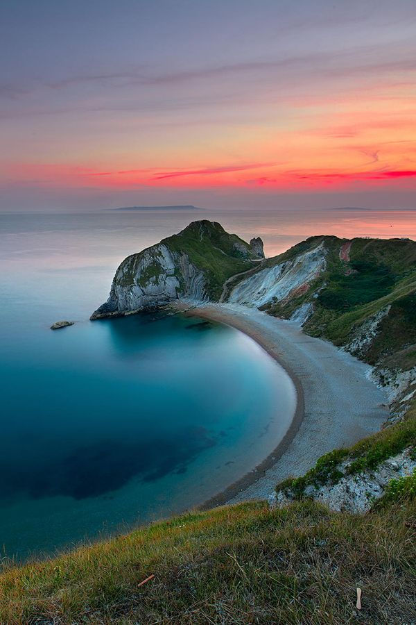 May O' War Bay, Dorset, England