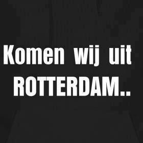 Are we coming from Rotterdam? Yes.