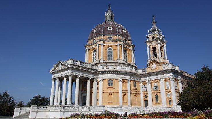 Chiesa di Superga di Juvarra (Torino, dal 1715)