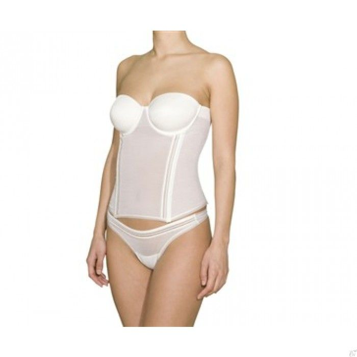 @WomenWantsNL #selmark #torselet #womenwants #bruidslingerie #lingerie #ivory