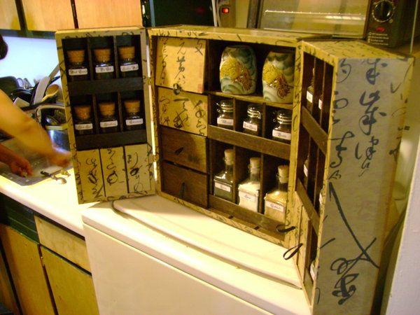 Apothecary Tea Box by ~Tahirbrown on deviantART
