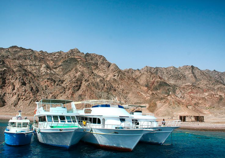 A day boat safari is a great day out, 3 beautiful dives and the luxury of  a beautiful boat for the day, exploring deep south of Dahab to Gabrl El Bint....a FAB day out http://dive-urge.com/trips/diving-trips/
