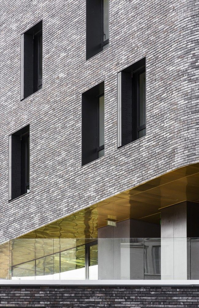 Day-Care And Young Workers Hostel / Avenier Cornejo Architectes + Chartier Dalix…