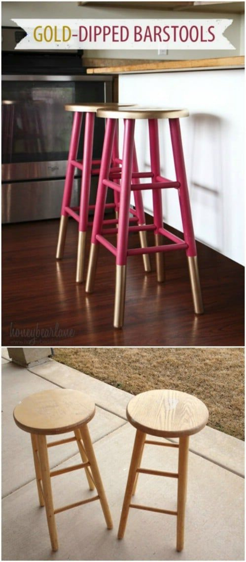 25 Beautiful Furniture Makeover Ideas Using Paint  – Furniture painting