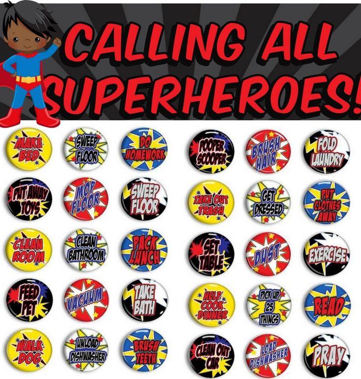 Calling all superheroes! Classroom chores #classroomsetup #techerhelper #classroom