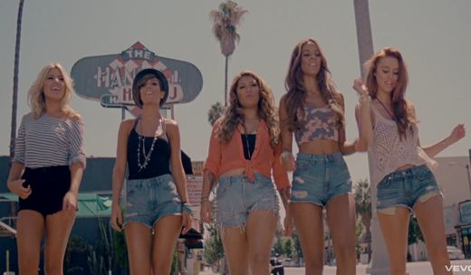 Videoclip: The Saturdays - What About Us  http://www.emonden.co/videoclip-the-saturdays-what-about-us