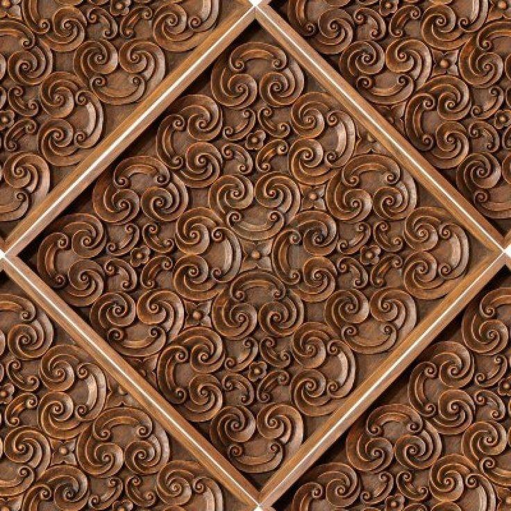 Thailand wood carving google da ara guzel seyler