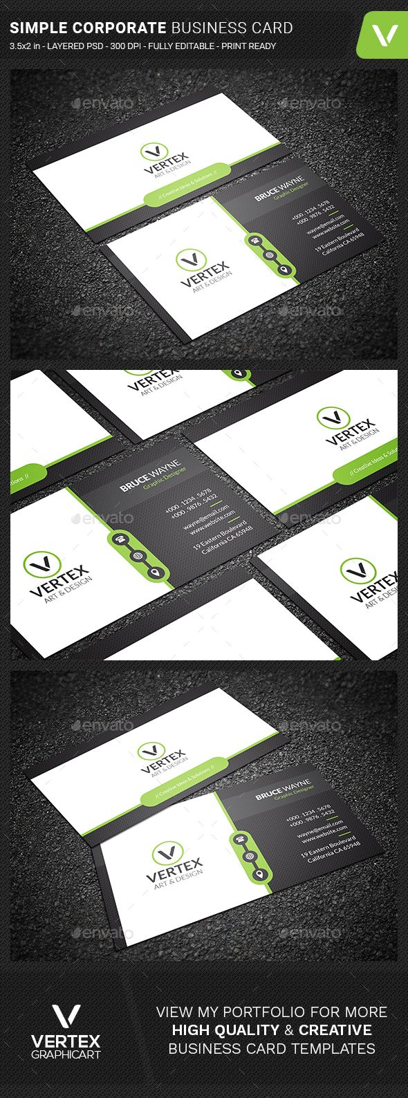 55 Best Business Card Design Images On Pinterest