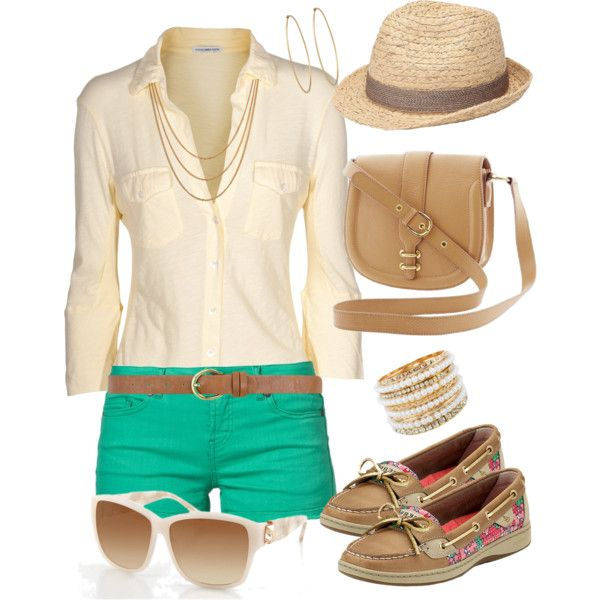 3 day cruise anyone....? by lala7501 on Polyvore featuring James Perse, ONLY, Sperry Top-Sider, Banana Republic, Shashi, Social Anarchy, Witchery, Swarovski and Dorothy Perkins