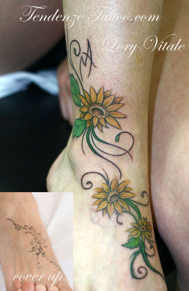 Conosciuto Oltre 25 fantastiche idee su Tatuaggi floreali su Pinterest  HP93