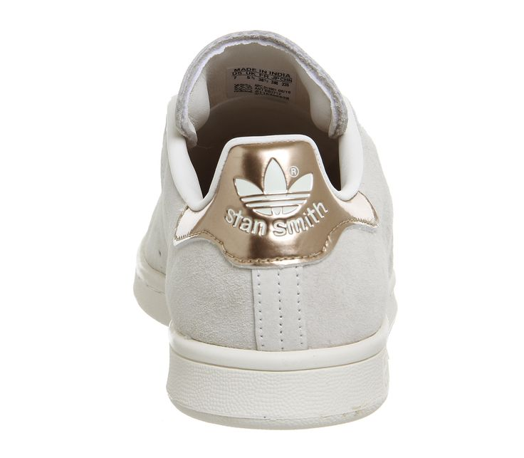 Adidas Stan Smith Chalk White Copper - Hers trainers
