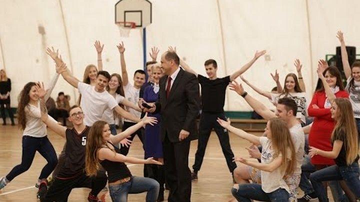23-го марта, в рамках Дней лечебного факультета в спорткомплексе Белорусского государственного медицинского университета прошёл день спорта.