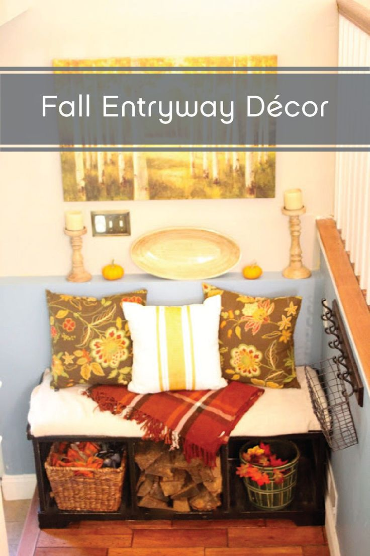 Add A Bench With Baskets And Storage Space To Your Entryway Create An Easy