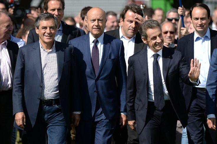 Sondage : Alain Juppé creuse l'écart avec Nicolas Sarkozy