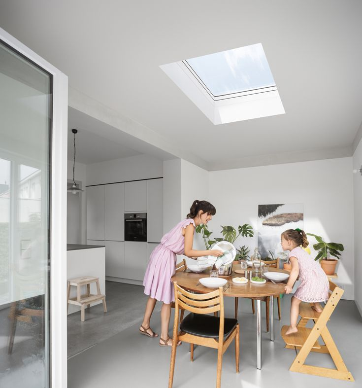 8 best Flat roof extensions images on Pinterest Roof window - plana küchen preise