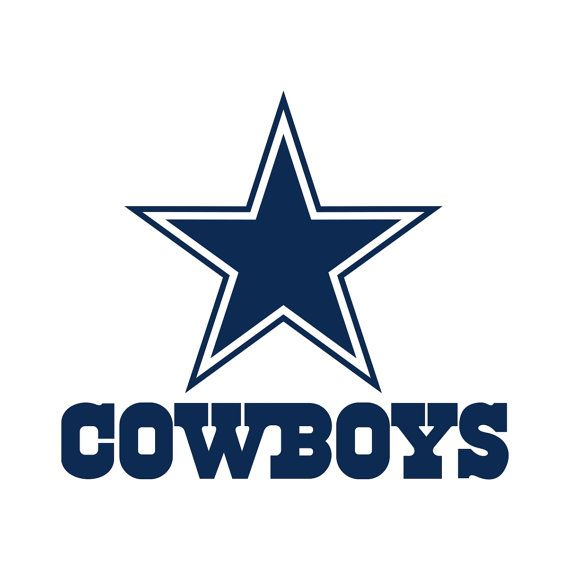 Dallas Cowboys Logo Graphics Design Svg Dxf Eps Png Cdr