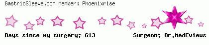 View Profile: Phoenixrise - Gastric Sleeve Forum Patient Coordinator for MedEviews for Weight Loss Bariatric Surgery and Cosmetic plastic surgery for Tijuana, Mexico  6192187433