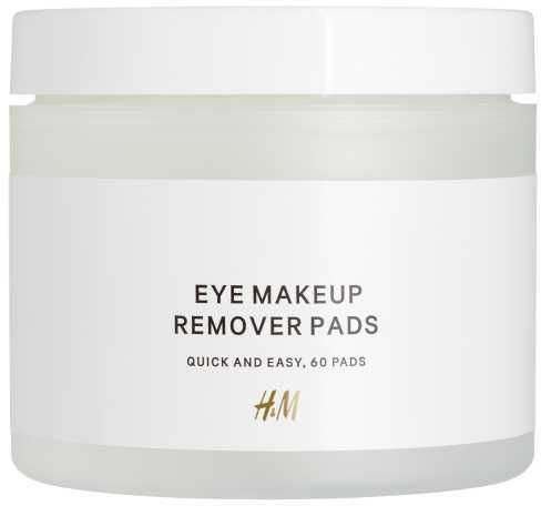 H&M - Eye Makeup Remover Pads - Clear - Ladies
