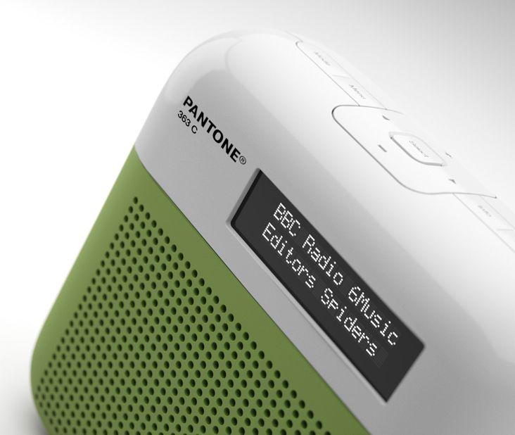 Pantone EPP Radio / Green