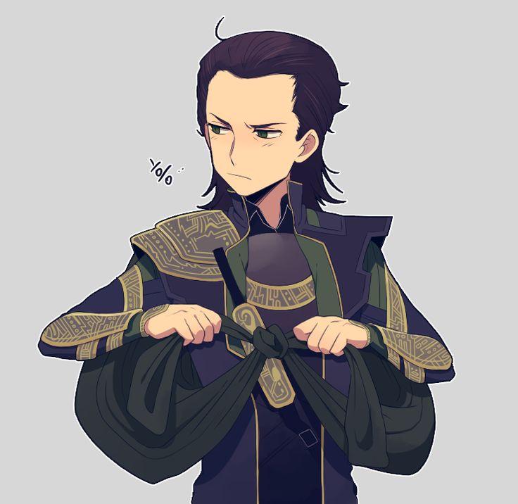 17 Best images about (Marvel) Loki on Pinterest | Chibi ...