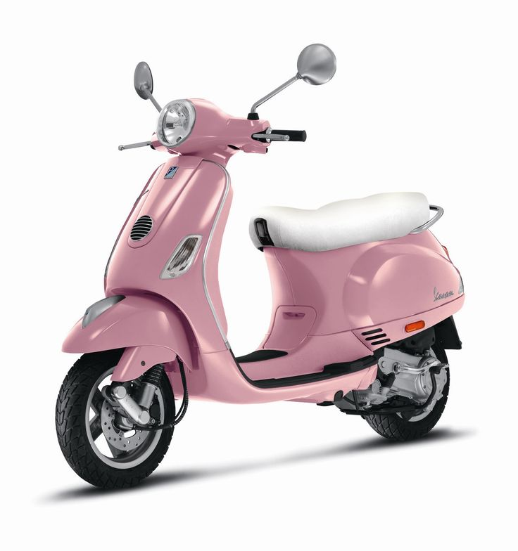Definitely in pink!