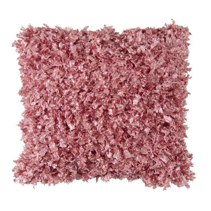 Sierkussen Christel - oud roze | Leen Bakker
