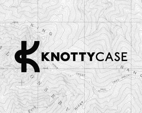 Knotty Case Logo Design