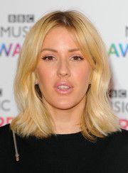 Ellie Goulding Medium Wavy Cut