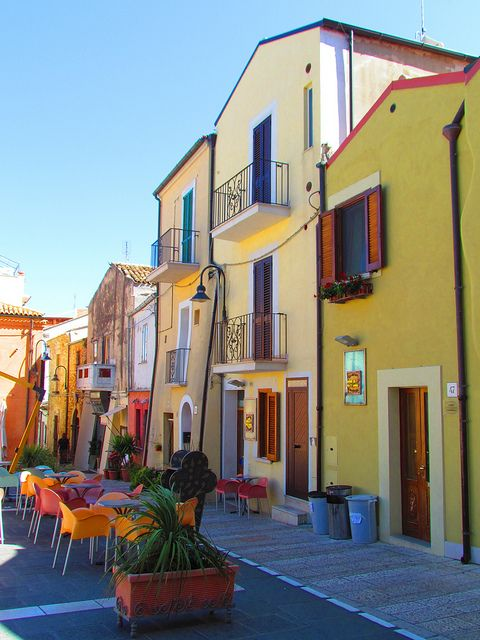 Termoli, Molise, Italy
