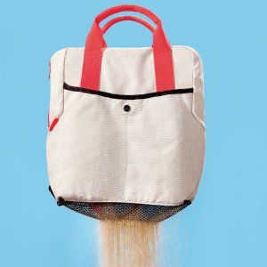 Best Bet: Quirky's Water-Repellent Canvas Bags | Bags | Pinterest