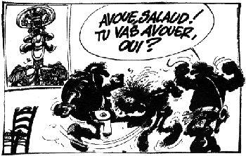 05. Biographie de Franquin (4): histoires roses et idées noires - Actua BD: l'actualité de la bande dessinée