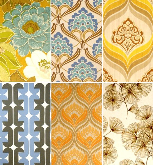 Vintage wallpaper prints: Retro Wallpapers, Vintage Wallpapers, Vintage Prints, Vintage Desktop Wallpapers, Wallpapers Patterns, Vintage Wardrobe, Google Search, Colors Schemes, Style File