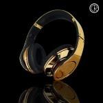Dr Dre Beats Studio Headphones By Crystal Rocked 2