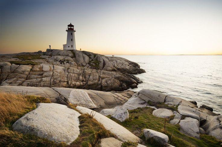 Peggy's Cove, Nueva Escocia (Canada)