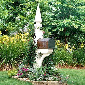 Plant a Mailbox Garden | Garden Club