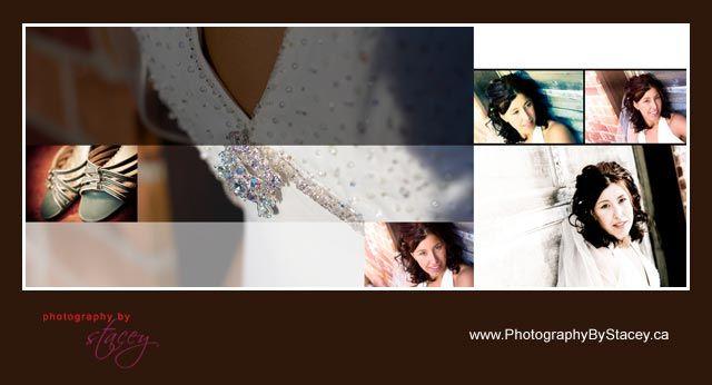 Nice Contemporary Gradient...way Cool · Wedding Album DesignWedding ...