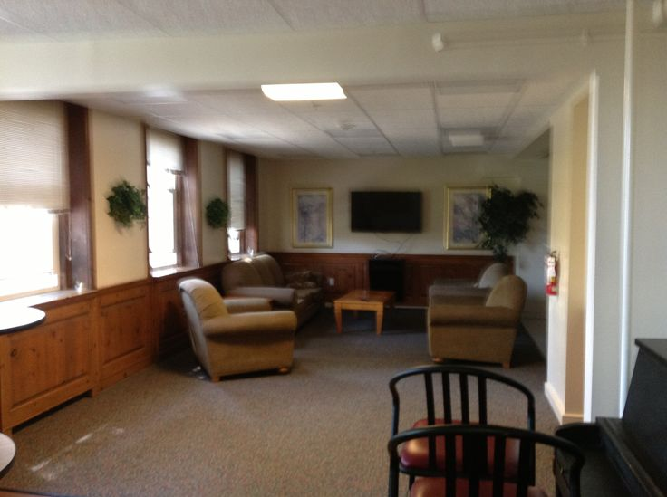 Student Lounge In Residence Hall. Curtis Or Curtis East, I Believe. Denison  UniversityLoungesHall Part 16