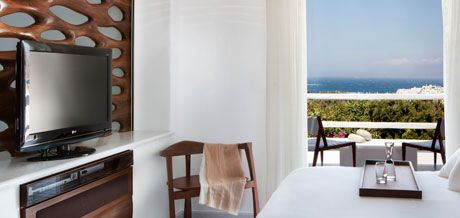 Hotel Belvedere, Mykonos Luxury Hotel, Romantic Resort, Greece, SLH