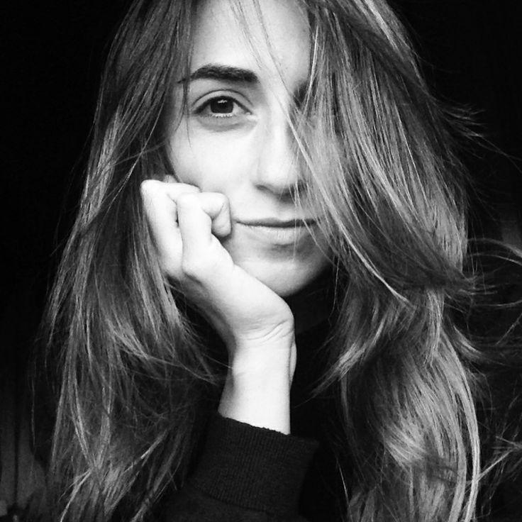 Www.behance.net/alericcioli  #portrait #girl #long #hair #alericcioli