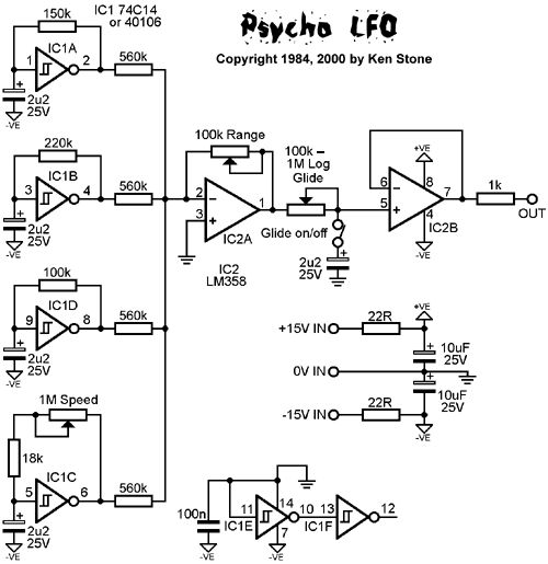 11 best electronic music circuits images on pinterest