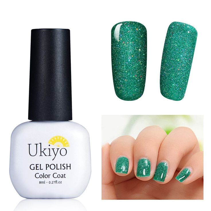 Ukiyo Soak off Gel Nail Polish Lacquer UV LED French Nail Art Pedicure Bling Neon Color Range 8ml/0.27fl.oz 3710 *** Details can be found by clicking on the image.