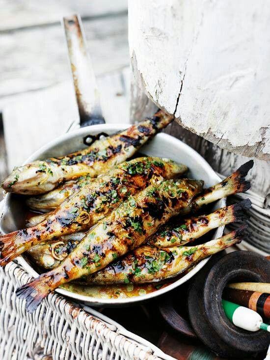 Portuguese sardines #santos populares