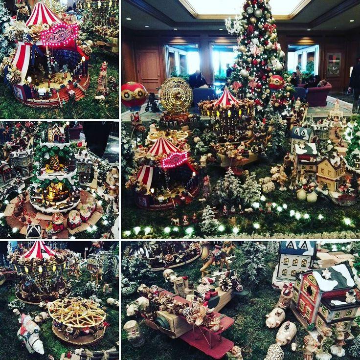 Merry Christmas!! #椿山荘#クリスマス#xmas#サンタ#ミニチュア#100パーセントプロジェクト #100percentproject #chinzanso #santa #cristmas #mini