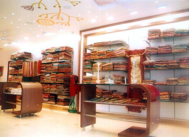 29 best images about shop interiors on pinterest india for Sari furniture designer