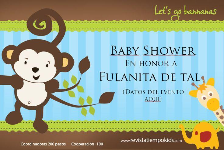 fondos de animalitos para baby shower - Buscar con Google