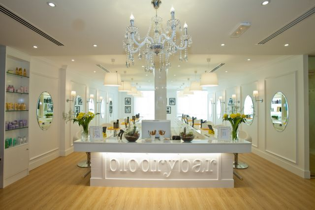 Blow Dry Bar in Dubai. The place to visit if you need to give your hair a treat.