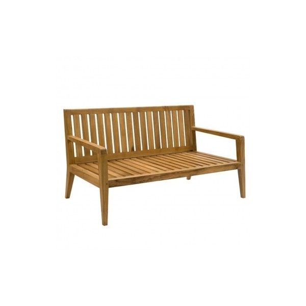 Teak Sofas | Wooden Garden Sofa Sets | Contemporary Furniture UK (113.450 RUB) ❤ liked on Polyvore featuring home, outdoors, patio furniture, contemporary patio furniture, teak patio furniture, teakwood outdoor furniture, teak outdoor sofa and wood garden furniture