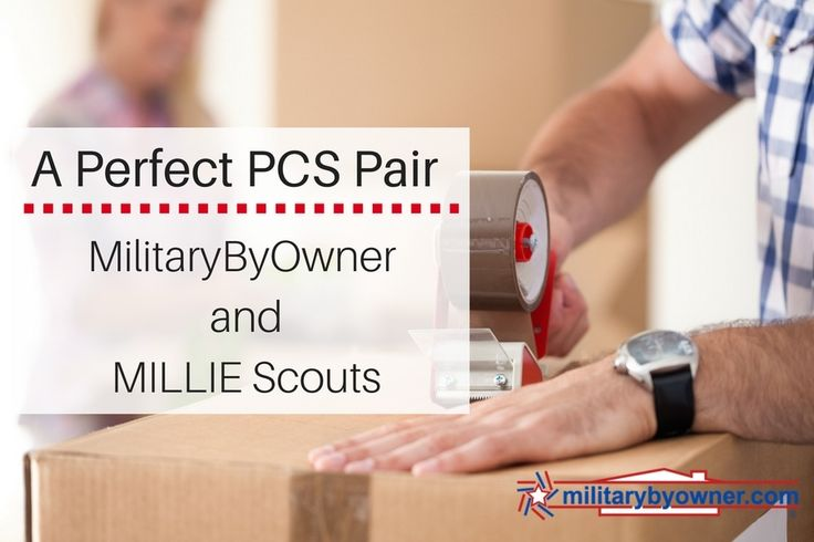 Take the anxiety out of your next PCS with these two military-friendly companies.